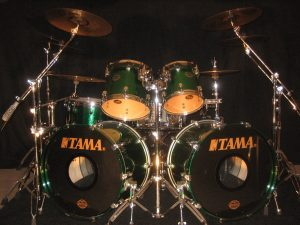 MY'TALLICA Stephan Zender Tama Drumkits Lars Ulrich