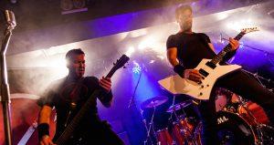 Metallica Cover MY'TALLICA Tribute Band - Live Club Barmen Wuppertal 2015