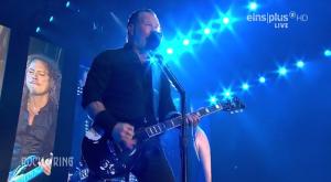 Metallica Cover MY'TALLICa Tribute Band Rock am Ring 2014