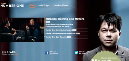 Metallica Coverband Markus Kafva Nummer One ZDF