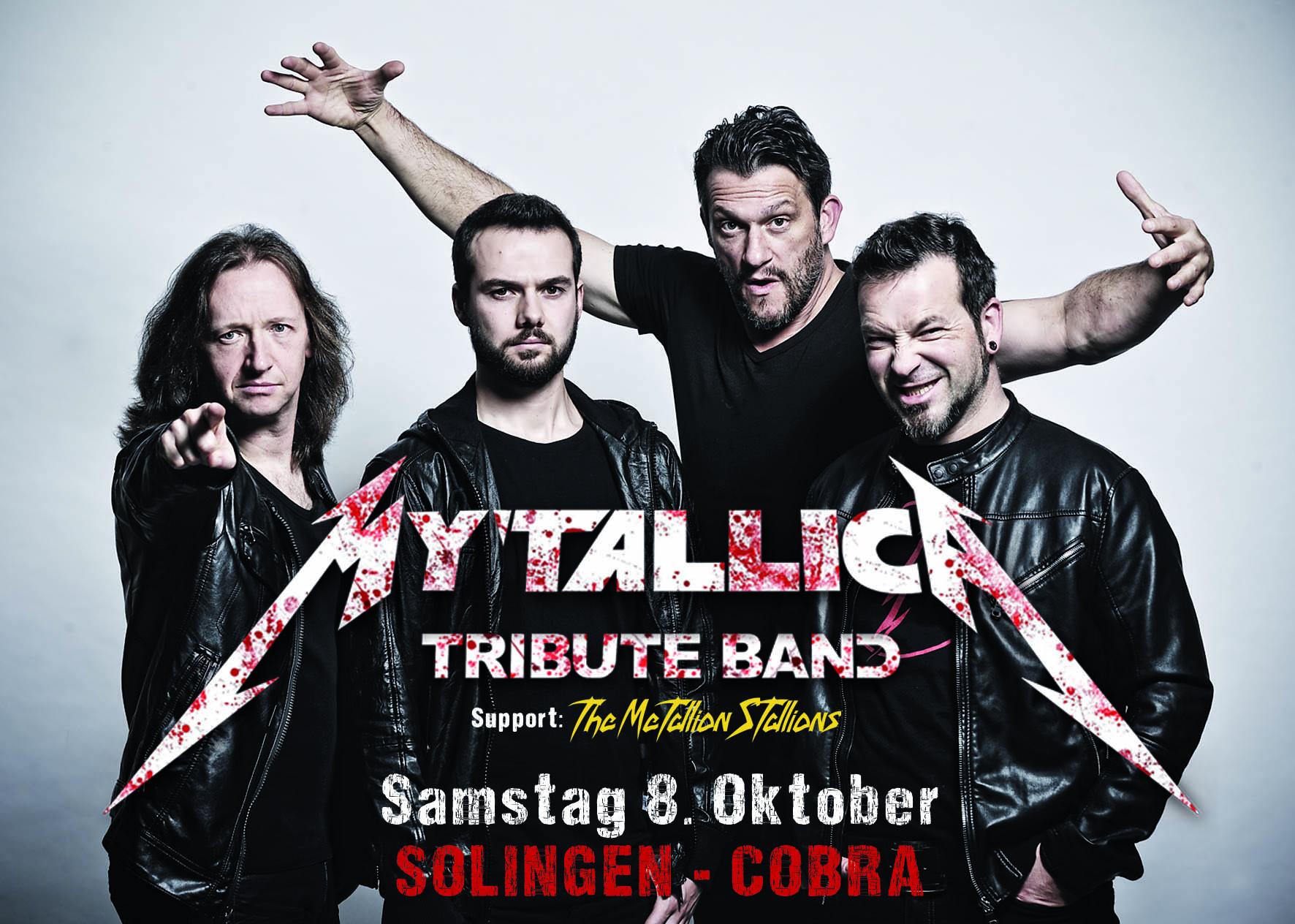 Metallica Coverband