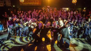 Coverband MY'TALLICA Cobra Solingen 2016 Fanshot
