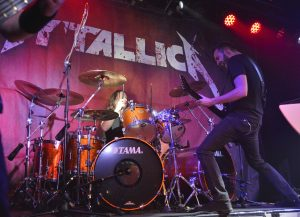 Metallica Coverband MY'TALLICA Tribute Band Rider's Cafe Lübeck LIVE 2016 Rider's Café