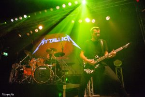 MY'TALLICA Tribute Band Cobra Solingen LIVE 2016 2017 Tilo KLein