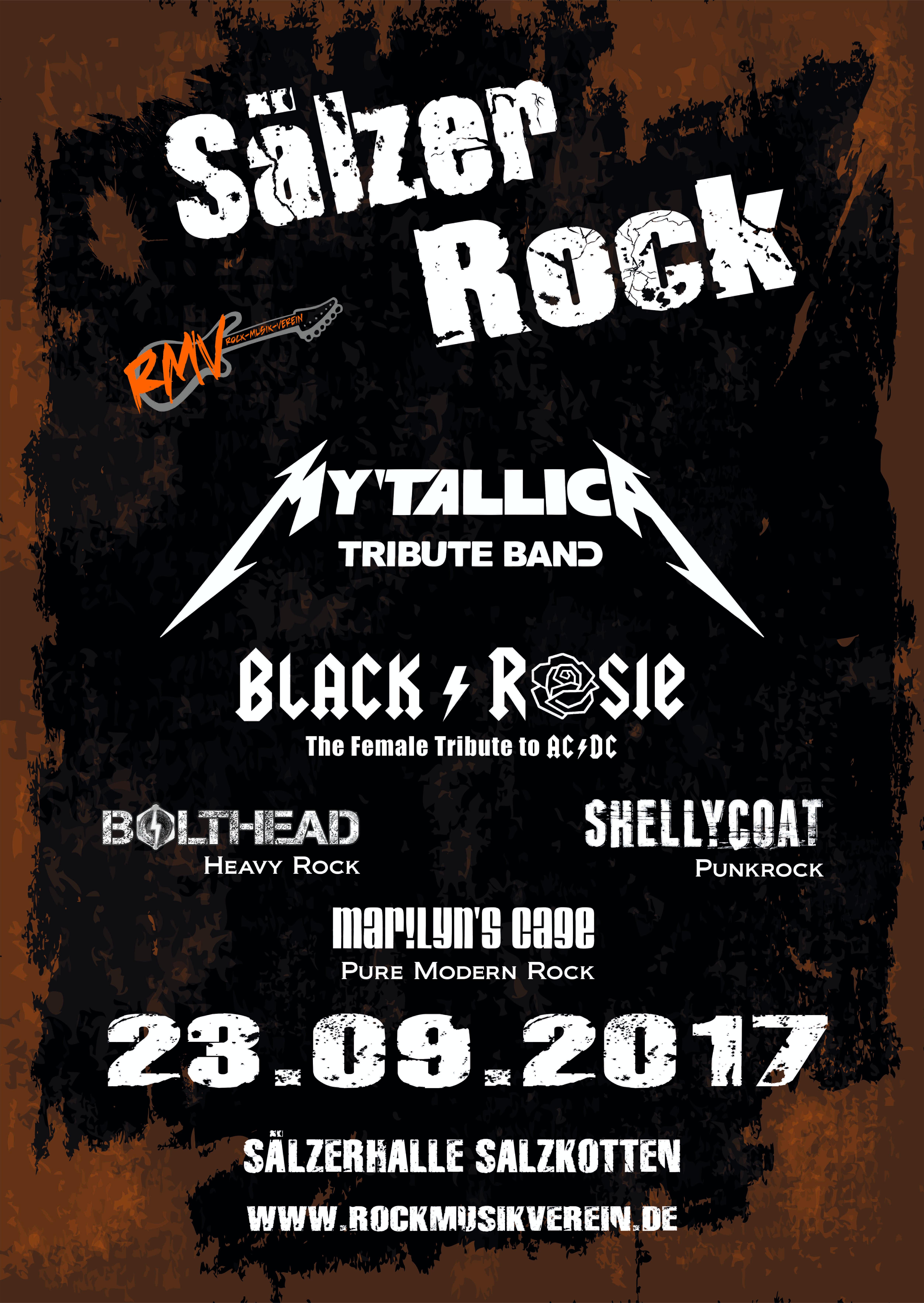 Metallica-Coverband-Tribute-Band-MYTALLICA-2017-Tour-Deutschland-Sälzer-Rocknacht-Salzkotten