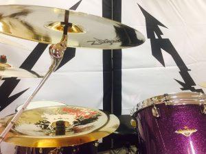 Metallica-Tribute-MYTALLICA-Deutschland-Lars-Ulrich-Zildjian-Cymbals-2017-2
