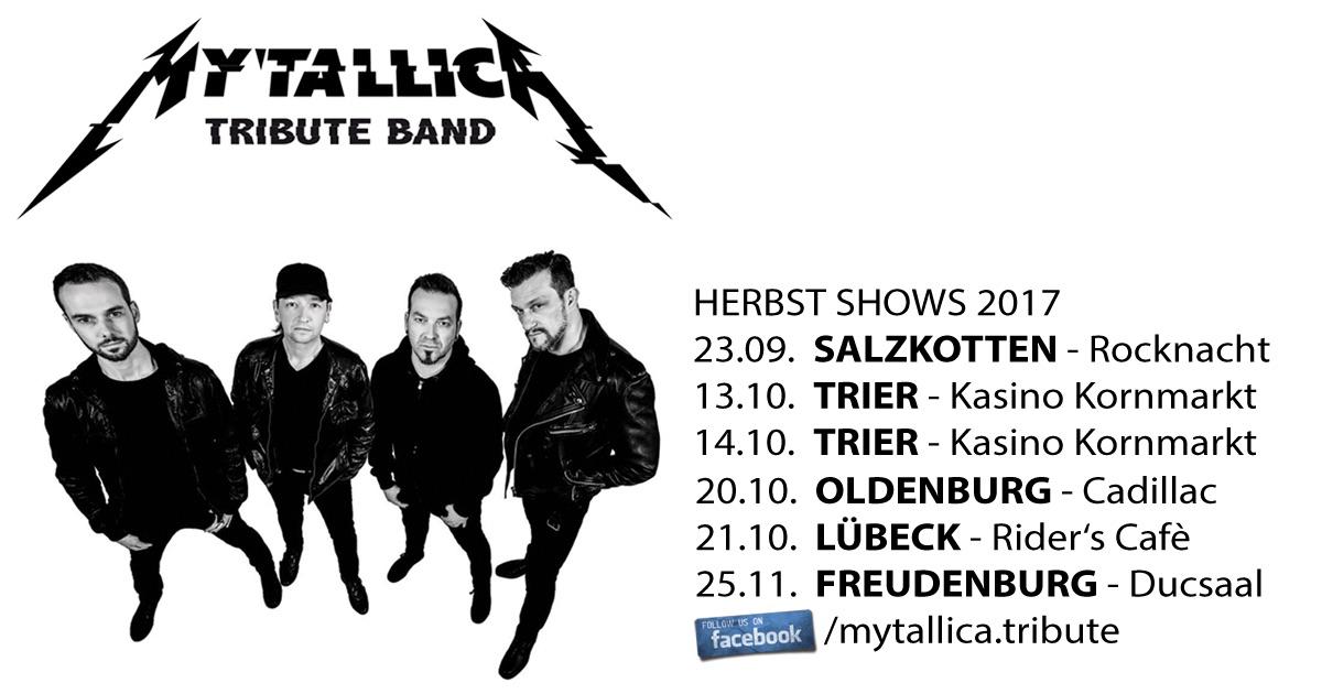 Metallica-Tribute-Deutschland-Live-Herbst-2017-Deutschland-Facebook