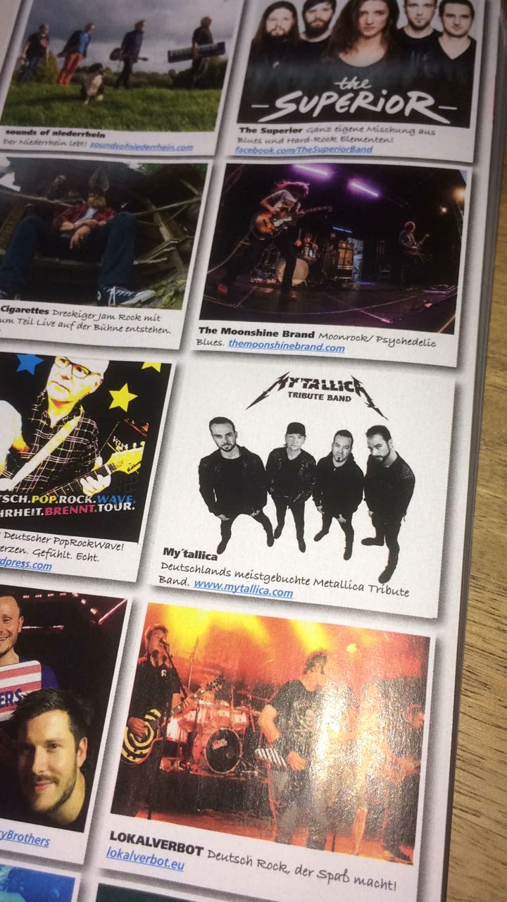 Metallica-Tribute-Band-MYTALLICA-Coverband-Hits-News-Frühjahr-2018-Music-Store-Katalog-Gitarre-Bass-02