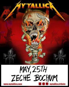 mytallica-live-bochum-zeche-2018-plakat-poster-skull