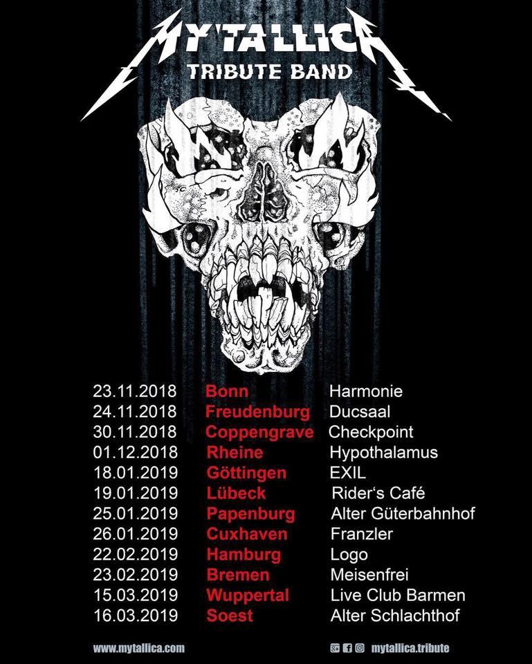 Metallica-Tribute-Band-MYTALLICA-Coverband-Tour-2018-2019-Tourdates-Flyer