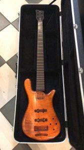 Warwick-Streamer-Signature-Bass-orange-parts