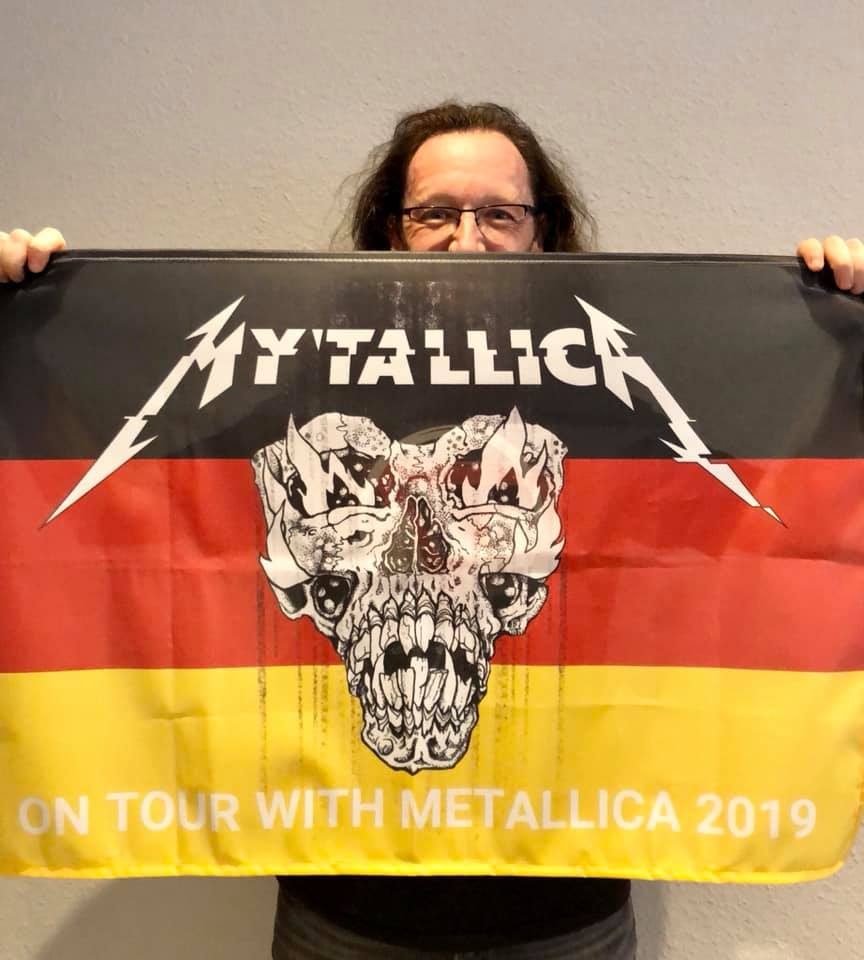 NEWS - METALLICA COVERBAND MY'TALLICA Tribute aus Deutschland