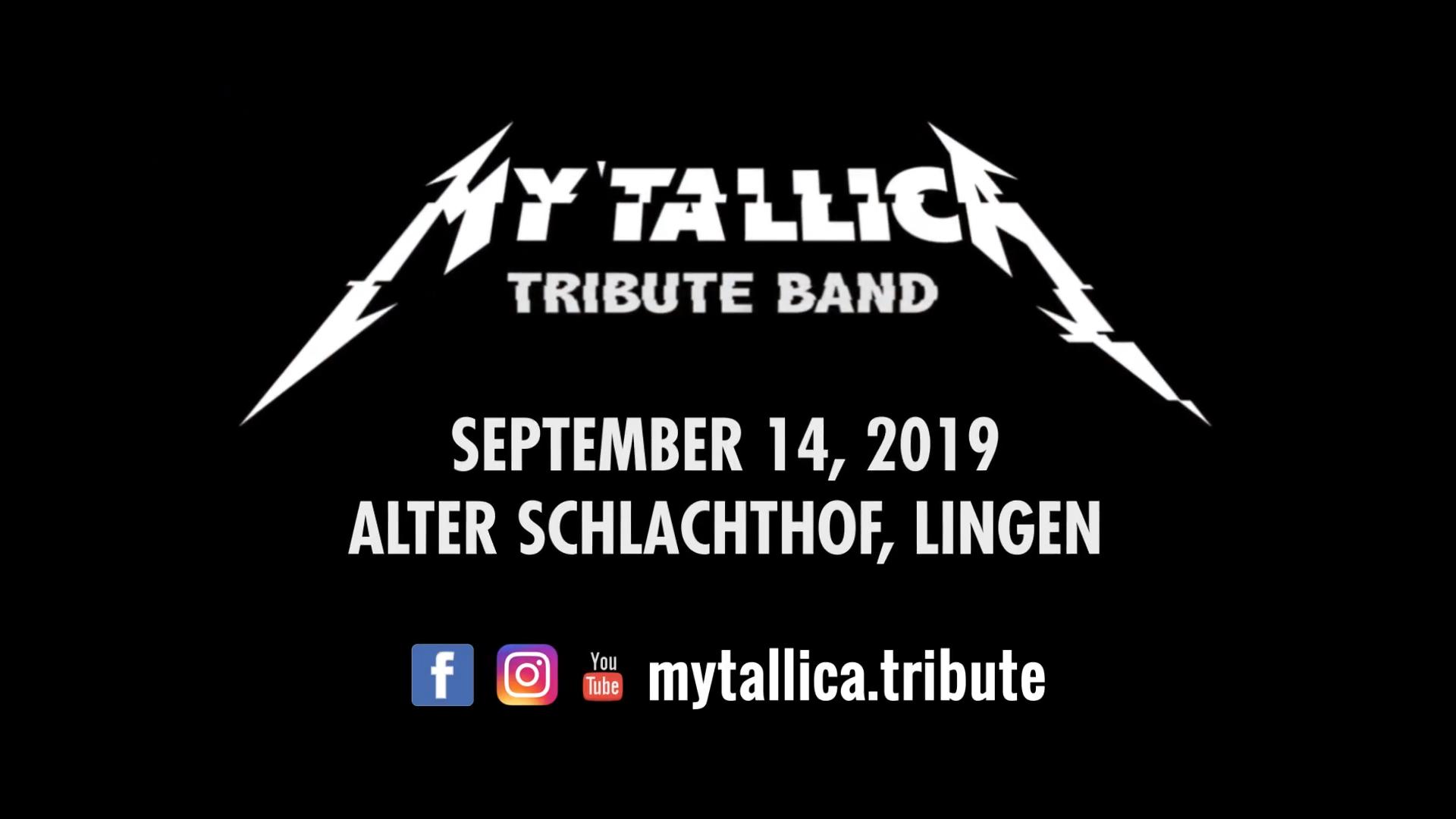 mytallica-lingen-alter-schlachthof-promo-video