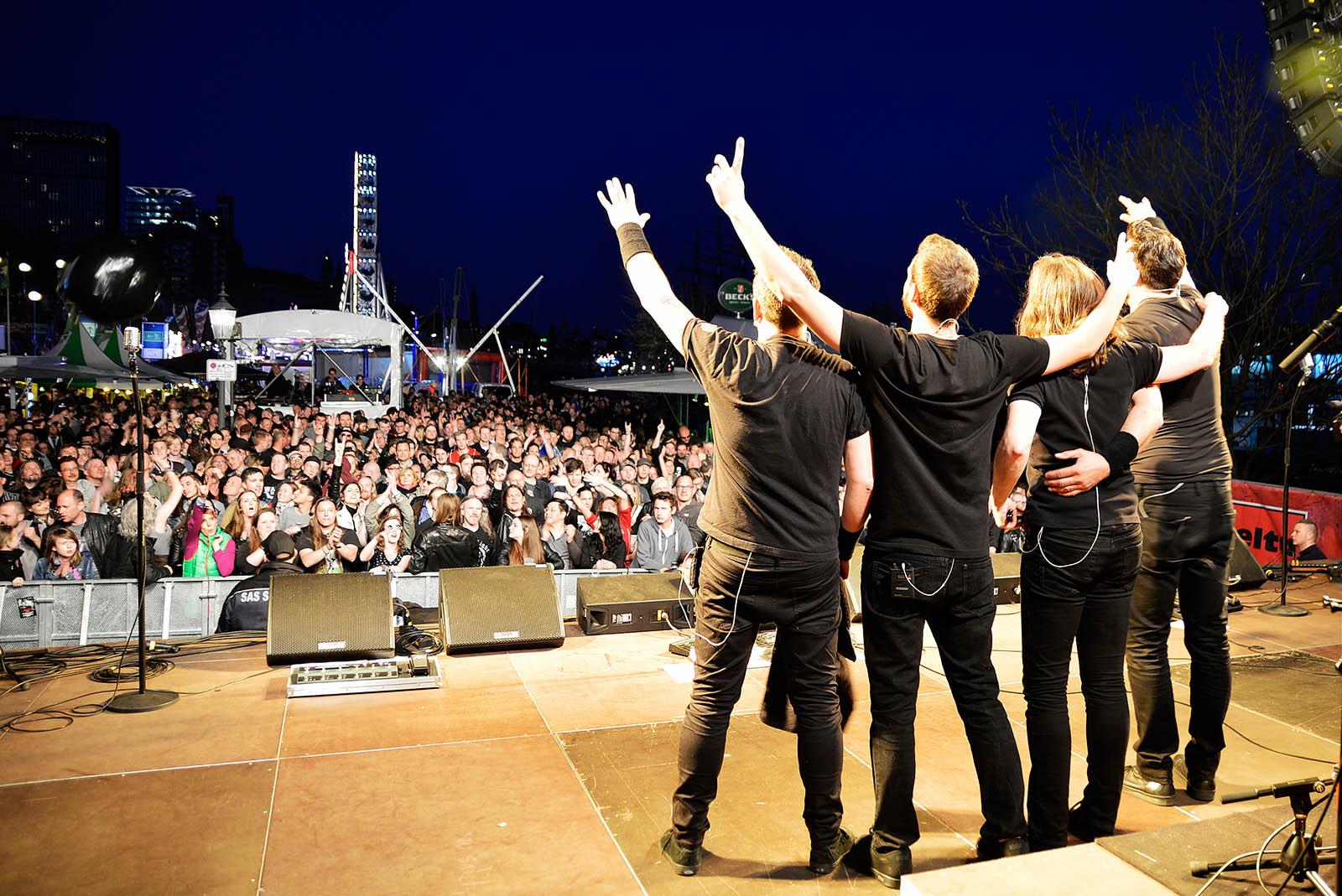 My´Tallica live Hamburg