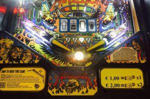 metallica-tribute-pinball-machine-2016-costs