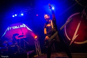 Metallica Coverband MY'TALLICA Tribute Band Cobra Solingen LIVE 2016 2017 Tilo KLein