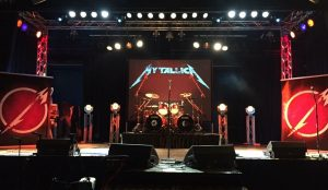 Metallica Tribute Band Coverband MY'TALLICA Cobra Solingen 2016