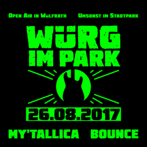 Metallica-Coverband-Tribute-Band-MYTALLICA-2017-WUERG-Im-Park-Wülfrath-2017-Bounce