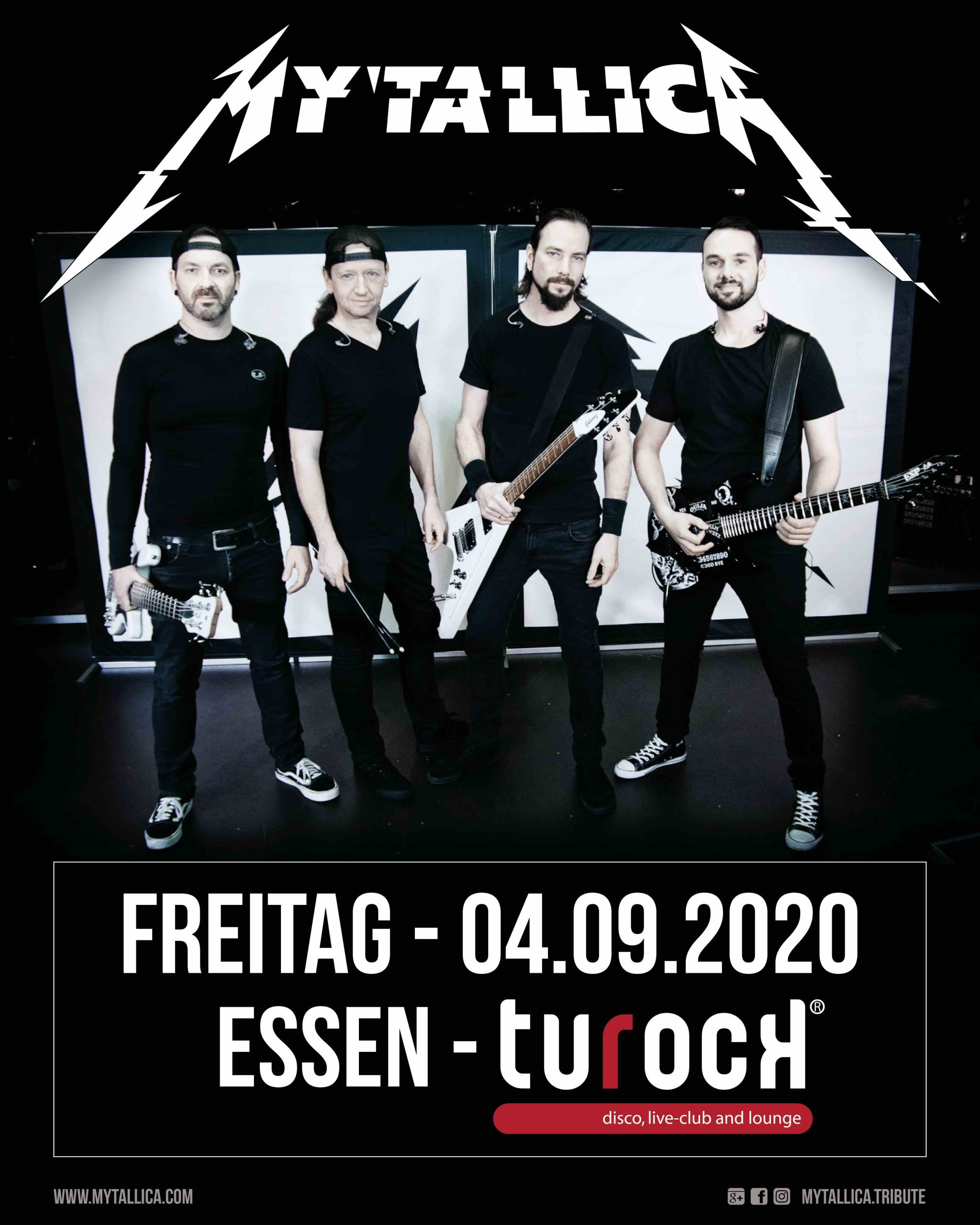 Metallica münchen 2020