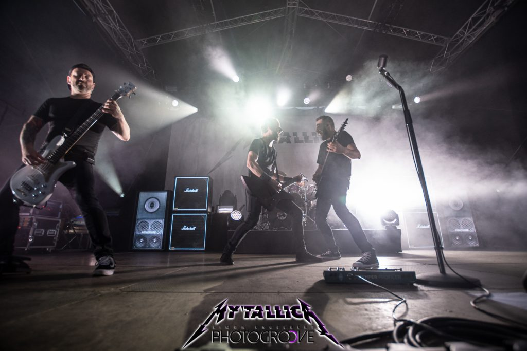 mytallica-arena-trier-2021-band-stage