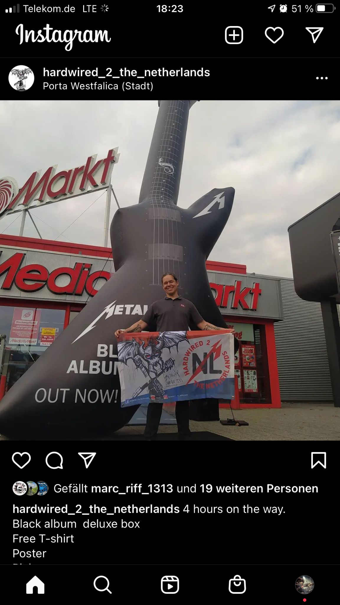 hardwired-netherlands-rens-bluemel-guitar-media-markt-porta-westfalica-2021-40th-anniversary